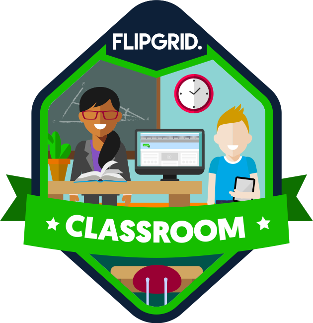 Logo for FlipGrid App